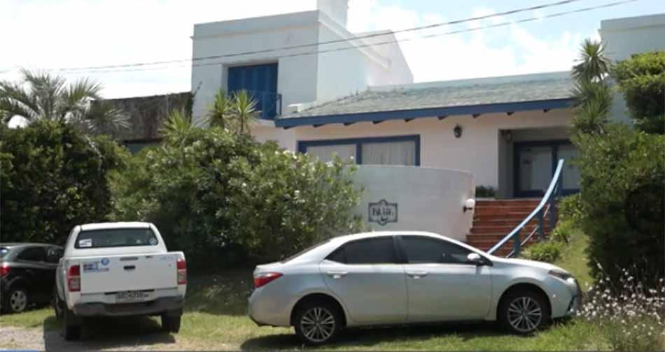 Fueron recuperados los efectos robados en la casa del ex presidente Lacalle Herrera
