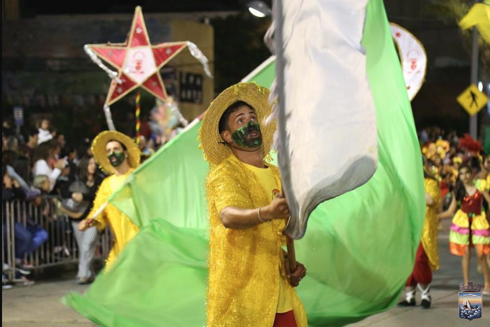 Calendario de desfiles y corsos del Carnaval 2020 en Maldonado