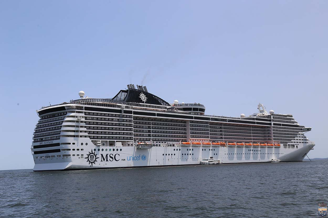 Gobierno prohibió que pasajeros de crucero bajen en Punta del Este