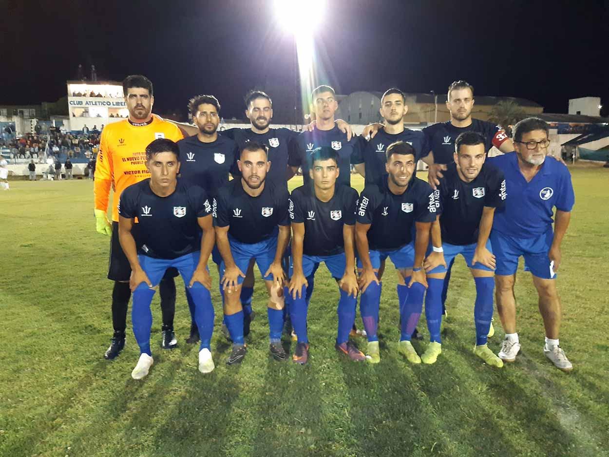 Maldonado Interior perdió en el debut por la Copa de Selecciones de OFI
