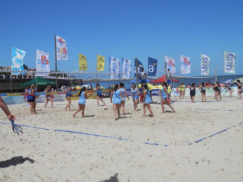 Piriápolis será la Capital del Voley playa este fin de semana