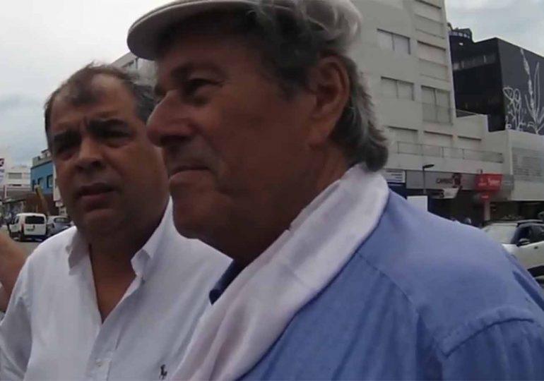 Antía y Blás suspenden la campaña electoral