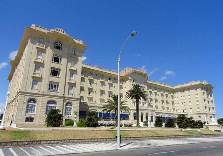 Argentino Hotel de Piriápolis se pone a disposición para ser usado como sanatorio
