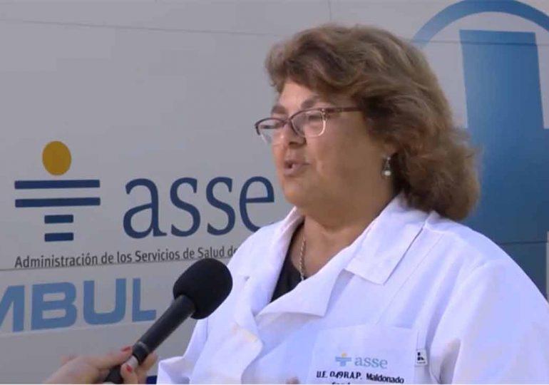 En el departamento de Maldonado, ASSE no tiene por ahora ningún paciente internado por COVID-19