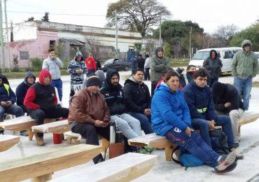 Unas 50 personas, obreros de la fábrica de cemento de km 110, se encuentran sin ningún tipo de ingresos