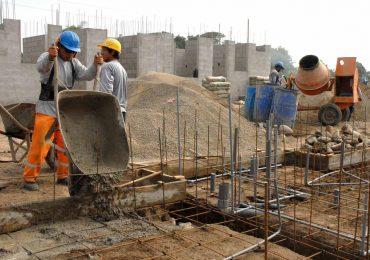 La construcción retoma la actividad el lunes 13 de abril