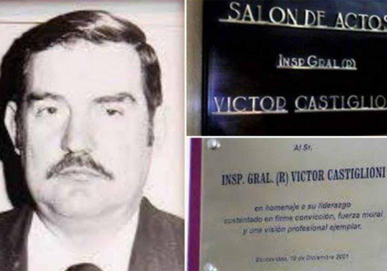 Grupo de expresas y presos políticos le piden a Larrañaga retirar la placa homenaje a Víctor Castiglioni - RBC 1210 AM